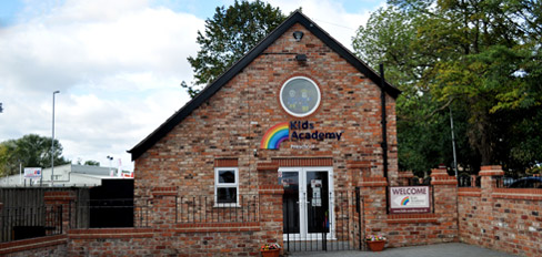 Kalgarth Lodge Day Nursery and Preschool
