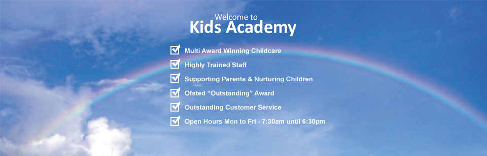 Welcome to Kids Academy