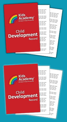 Child Development Record is part of EYFS Learning and Development